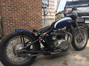 Clean XS 650 Bobber for sale