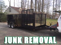 Junk removal appliances hauling trash removal low cost $20up
