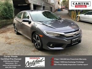 2017 Honda Civic Touring + YEAR END CLEAROUT!