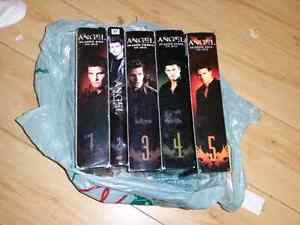 ( Reduced ) Angel DVD set (Complete series)