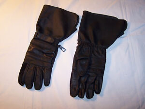 Motorcycle Gloves (Gauntlets)