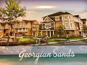 Pre-construction FREEHOLD Townhomes, Wasaga $239K