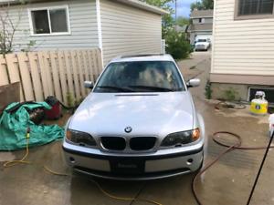 2005 BMW 325I LOW KM