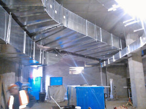 DUCTWORK + DUCTWORK + DUCTWORK