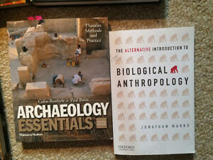 Trent Anthropology Textbooks