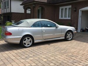 2001 Mercedes-Benz CLK- Amg Convertible impeccable condition