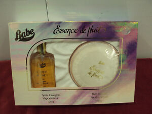 Babe Spray Cologne Perfume Gift Pack