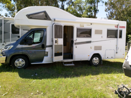 Motorhome for sale Hastings Point Tweed Heads Area Preview