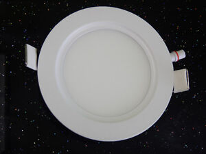 LED 4'' Slim panel/pot light 6W=60W cUL certified IC Rated Stratford Kitchener Area image 3