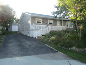 Beautiful Bunaglow in Conception Bay South Priced to SELL!