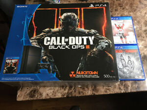PlayStation 4 system and games