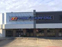 Now Hiring Tire Techs Fulltime and Part Time!