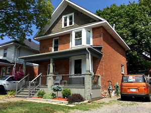 GORGEOUS Century Home in desirable central location