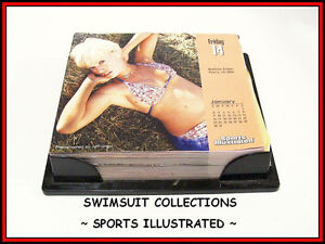 Vintage:: SPORTS ILLUSTRATED SWIMSUIT Calender
