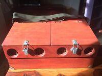 Double ferret box