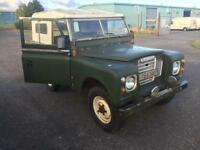 """Land Rover 88"""" - 4 CYL"""