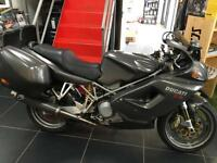 Ducati ST4S THE CLEANEST USED BIKE AVAILABLE ONLY 8900 MILES FROM NEW !!