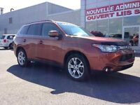 Mitsubishi Outlander 4WD GT 7 PASSAGERS 2014