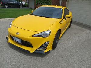2015 Scion FR-S Release Series 1.0 Coupe (2 door)