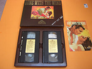 GONE WITH THE WIND COLLECTORS EDITION VHS London Ontario image 2