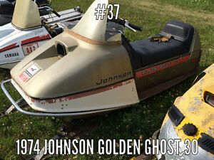 1974 Johnson Golden Ghost 30
