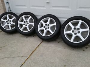 17inch rims from 2002-2005 nissan Altima