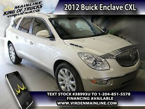 2012 Buick Enclave CXL  - Bluetooth -  Power Tailgate - $257.42