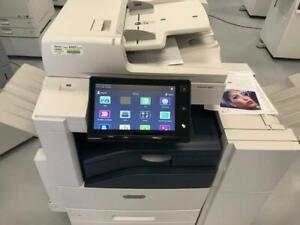 Just $99/month Newer Model Xerox Altalink C8055 Color Multifunction Printer High Speed 55 PPM