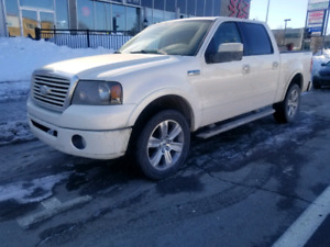 2008 Ford F150 Limited