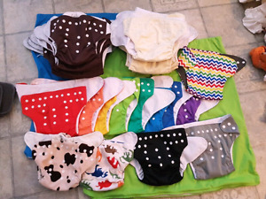 AlvaBaby pockets/training pants /gDiapers