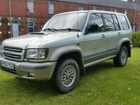 Isuzu Trooper 3.0TD ( 7st ) auto Citation PX Swap Anything considered