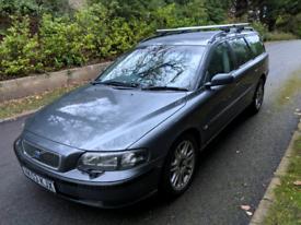 2004 Volvo V70 D5 2.4 diesel, automatic,172k miles,new camebelt
