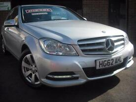 Mercedes-Benz C Class C220 Cdi Blueefficiency Executive SE DIESEL MANUAL 2012/62