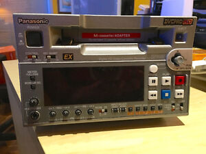 Panasonic AJHD1400 Deck - DVCPRO