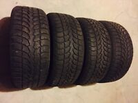 225/50/17 Winterclaw extreme grip lots of tread!