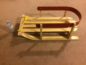 Infant/ toddler sled