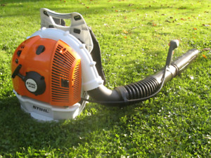 Looking to buy a backpack blower