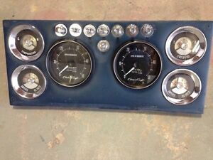 Chris Craft gauges and steering parts