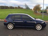 2002 Volkswagen Golf 4motion 2.8v6 4 Wheel drive