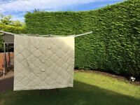 Dorma Quilted Double Bed Throw