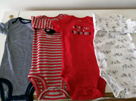 Set of 4 Brand new baby vest
