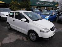 Volkswagen Fox 1.2 ( 60ps ) 2011 29000MLS IDEAL 1ST CAR LOW TAX/INSURANCE