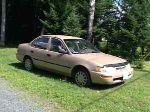 1997 Toyota Corolla Other