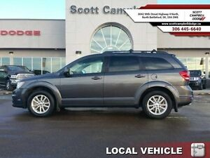 2014 Dodge Journey SXT  (Lloydminster, Battleford, Saskatoon)