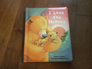 I Love You Mommy book