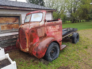 1938 Ford COE for sale.