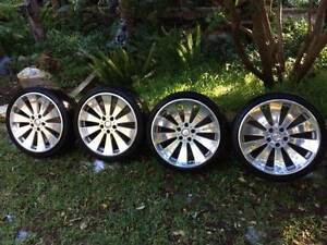"19"" LXRY HANES Rims / Wheels / Mags Kalamunda Kalamunda Area Preview"