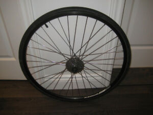 Roue Arriere AlexRims 700C / AlexRims 700C Rear Wheel