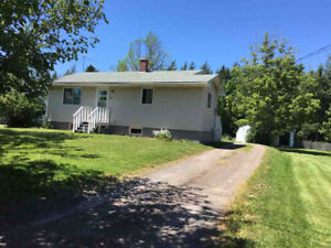 Tatamagouche 3 Bed House For Rent $800 incl heat and hydro