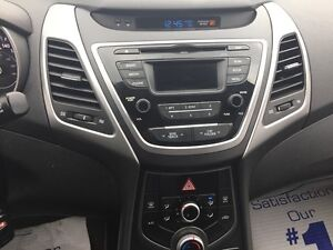 2015 HYUNDAI ELANTRA POWER GROUP * SAT RADIO SYSTEM * LIKE NEW London Ontario image 16
